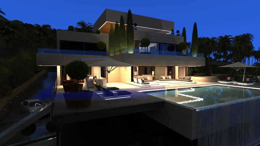 Villas de lujo en marbella avymom unique aqua - Casas de lujo en marbella ...