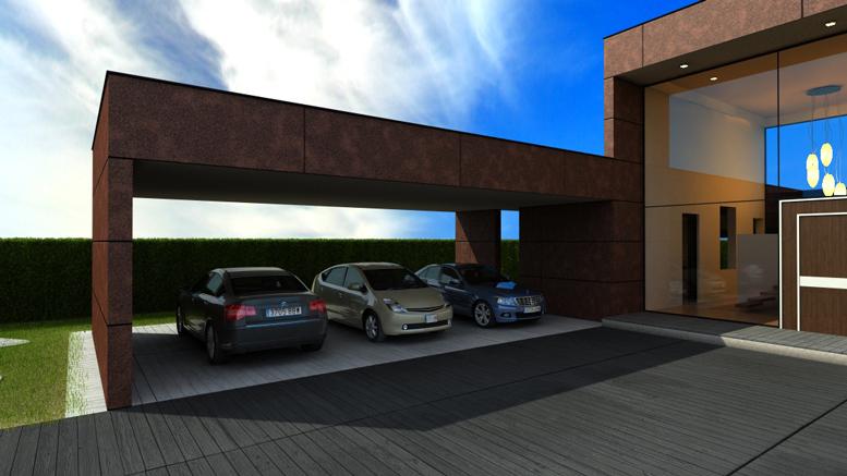 Casas de lujo en marbella coleccion vanguard plus avymom - Diseno garajes para casas ...