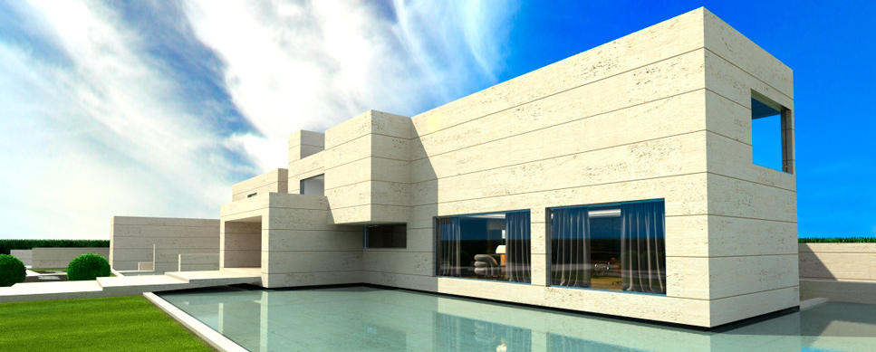 Casas exclusivas y villas de lujo en marbella y en ibiza - Casas modulares de lujo ...